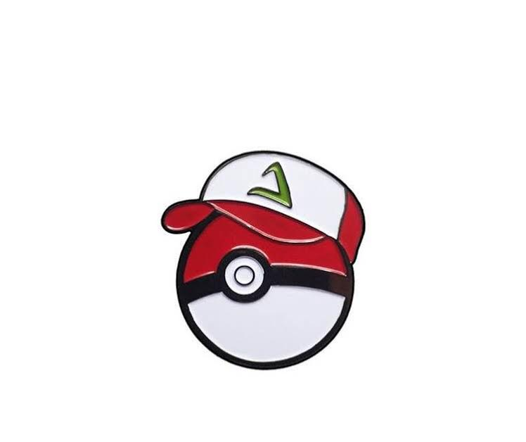 pokemon go pokeball pin