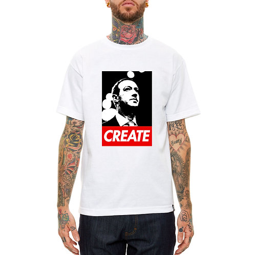 Zuckerberg Create Pop Art T Shirt, Streetwear Hypebeast T Shirt