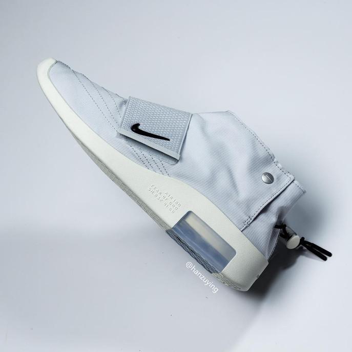 Jerry Lorenzo's Fear Of God X Nike Moccasin