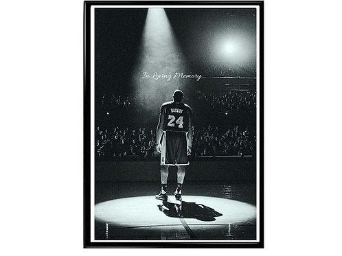 Kobe Bryant Poster, Hypebeast Poster, Kicks Poster, Sports Fan Art