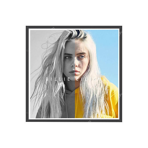 Billie Elish Poster, Hypebeast Poster, Music Posters