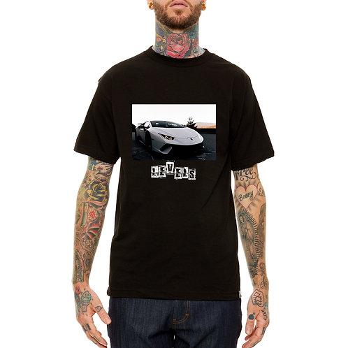 Levels Lambroghini T Shirt, Streetwear Hypebeast T Shirt, Motivational Tee