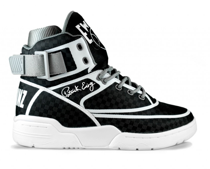 2 Chainz x Ewing 33 Hi sneaker closer look