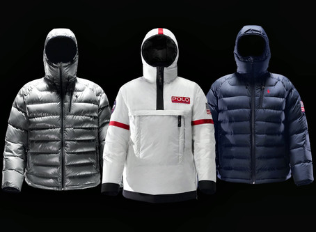 """""""We have LIFT OFF"""" The Polo 11 Self Heated Winter Down Jacket"""