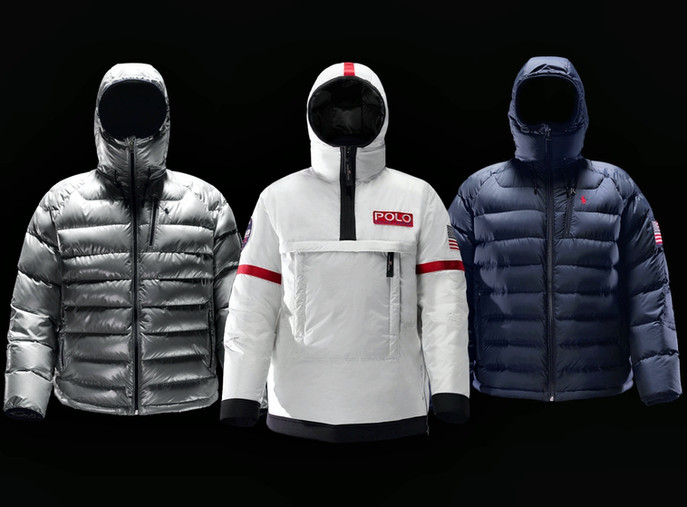 """We have LIFT OFF"" The Polo 11 Self Heated Winter Down Jacket"