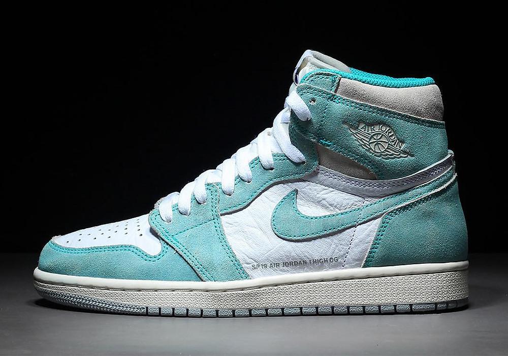 Air Jordan WINTER MINT ICE CREAM Sneaker Info