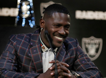 """Antonio Brown, """"Mind of A Beast"""", Summer Prep and SKILL with the Oakland Raiders"""