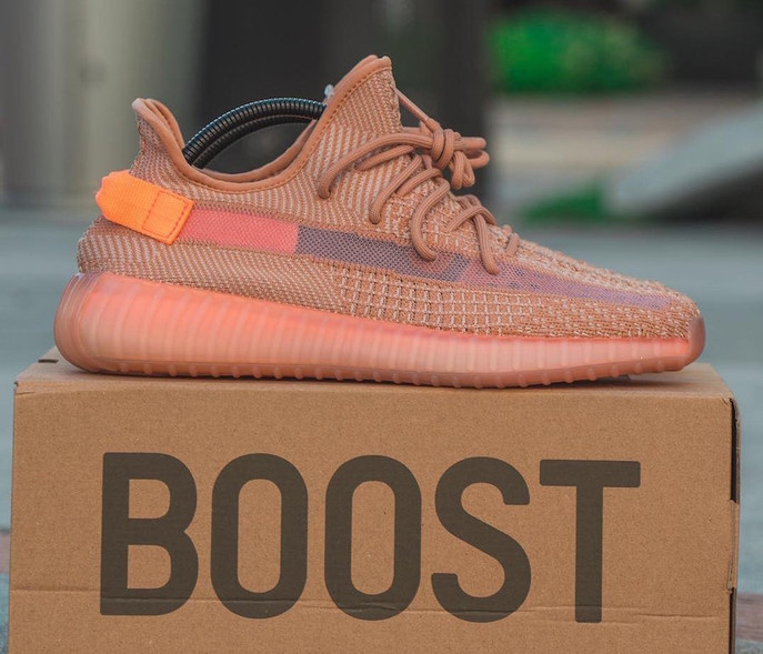 YEEZY BOOST 350V2 CLAY Release Date