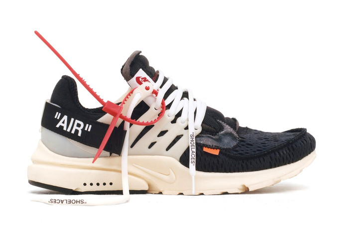"Virgil Abloh x Nike Air Presto ""Off Campus"" Pop-Up Launch"