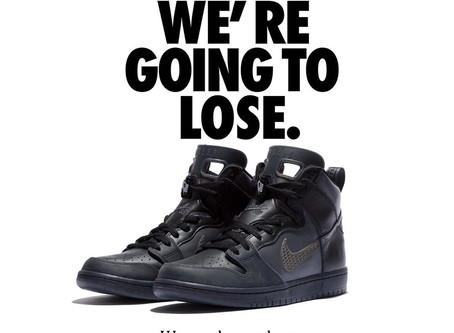 FORTY PERCENT AGAINST RIGHTS x Nike SB Dunk High