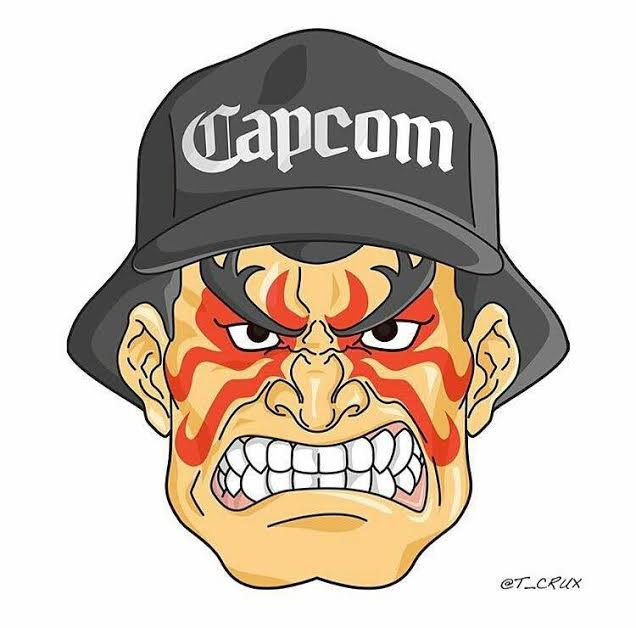 Street Fighter 2's Ehonda in Capcon Dad Hat