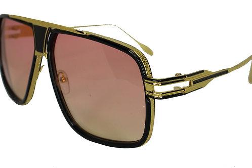 The Millionaire Black Streetwear High Fashion Sunglasses Shades Eyewear