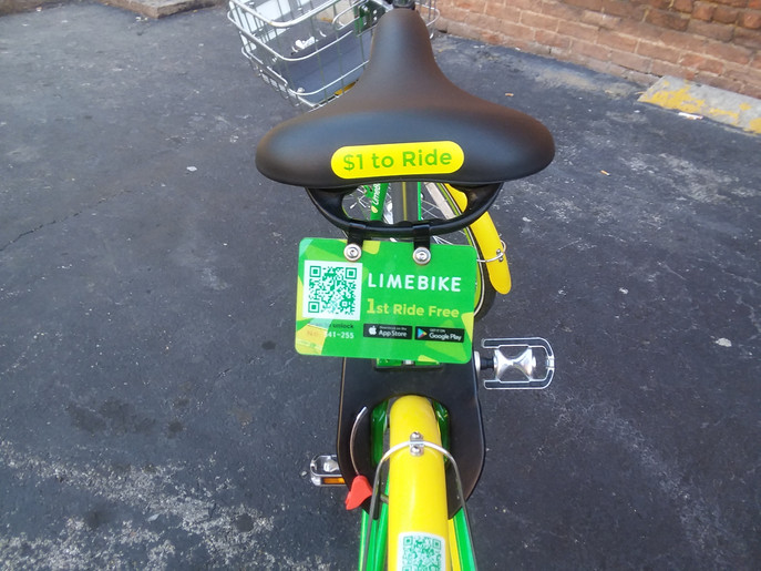 LimeBike, innovative or not?