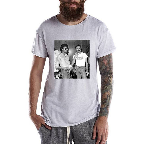 Michael Jackson and Freddie Mercury T Shirt, Streetwear Hypebeast T Shirt