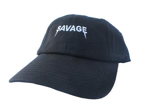 Savage Yeezus Font Black Emoji Meme Drake Font Dad Hat