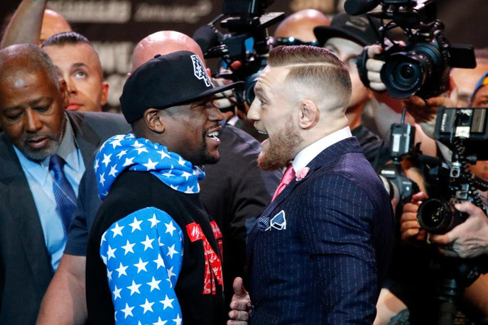 Final Thoughts On the Floyd Mayweather Conor McGregor Press Tour