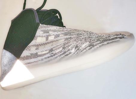 YEEZY X Adidas Basketball Shoe, Beauty in the Making!