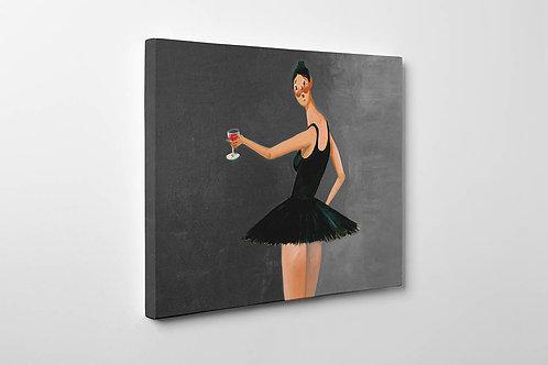 Kanye West BDTF1 Canvas Art Pop Culture Canvas Hypebeast Wall Art