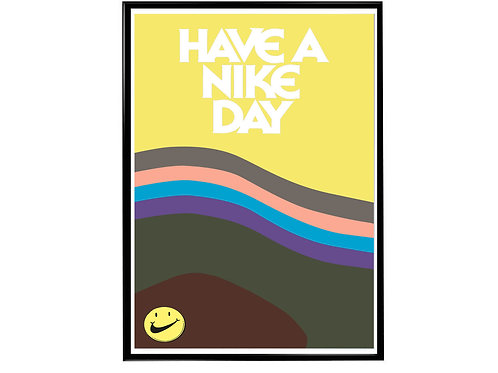 Sneaker Day Poster, Hypebeast Poster Kicks Poster