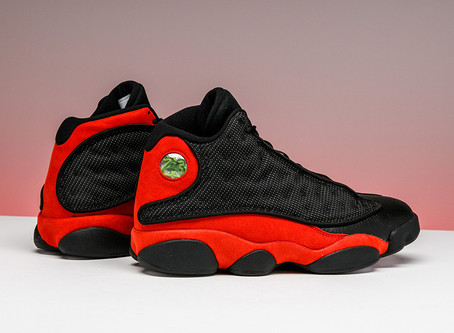 "Early Release for the Air Jordan 13 ""Bred"""