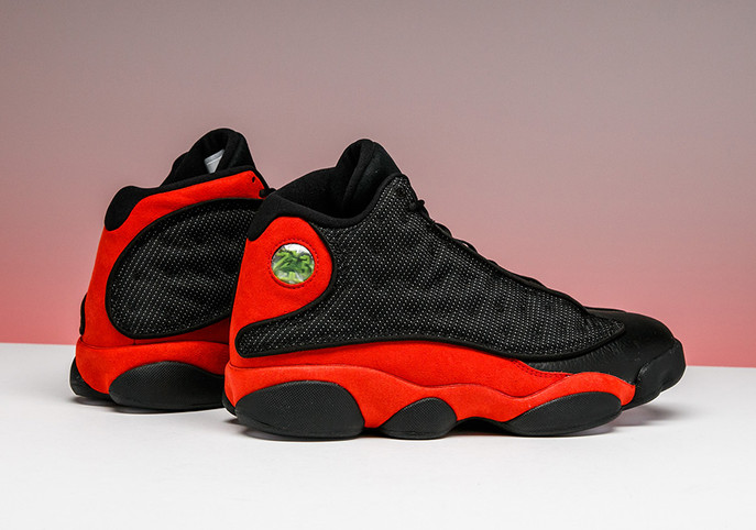 """Early Release for the Air Jordan 13 """"Bred"""""""