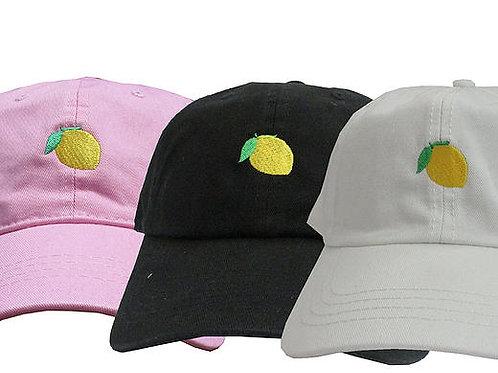 Beyoncé Lemonade Unstructured Twill Cotton Dad Hat