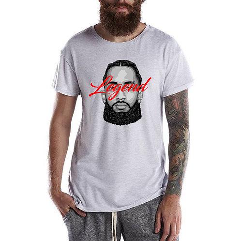 Nipsey Hussle Legend T Shirt, Streetwear Hypebeast T Shirt