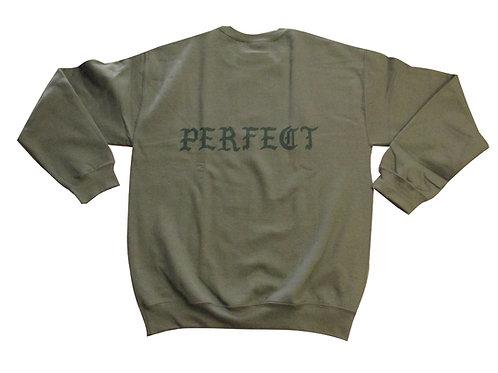 Perfect Dallas Olive Army Green TLOP Crewneck Sweatshirt