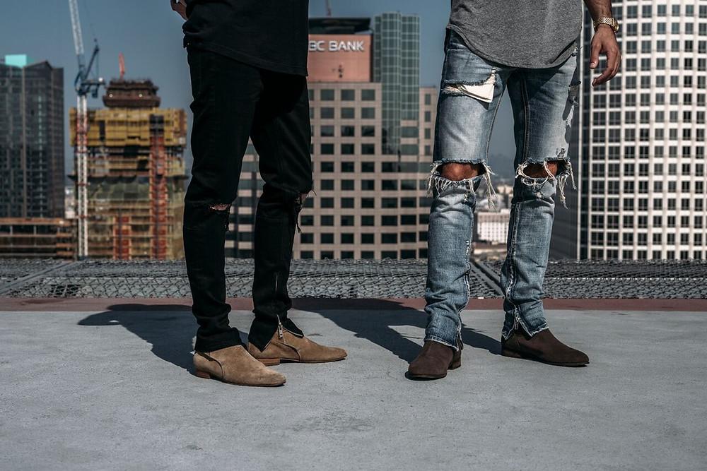 top 20 back to school streetwear distressed denim