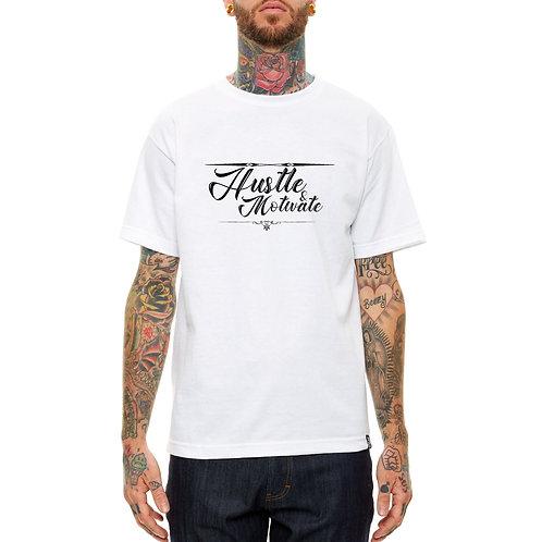 Nipsey Hussle Hussle & Motivate T Shirt Streetwear Hypebeast T Shirt Hip Hop Rap