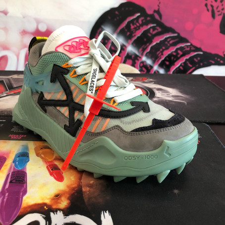 """Virgil Abloh """"OFF-WHITE"""" New ODSY-1000 - """"Tricked"""" and Even More Treats"""