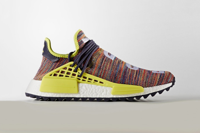 An In Dept Look At The Pharrell Williams x Adidas Originals Hu NMD Trail Release Date