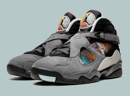 The Pendleton x Air Jordan 8: Sneaker Release
