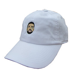 af59f477280d0 Crying Drake White Meme Summer Sixteen Twill Cotton Dad Hat ...