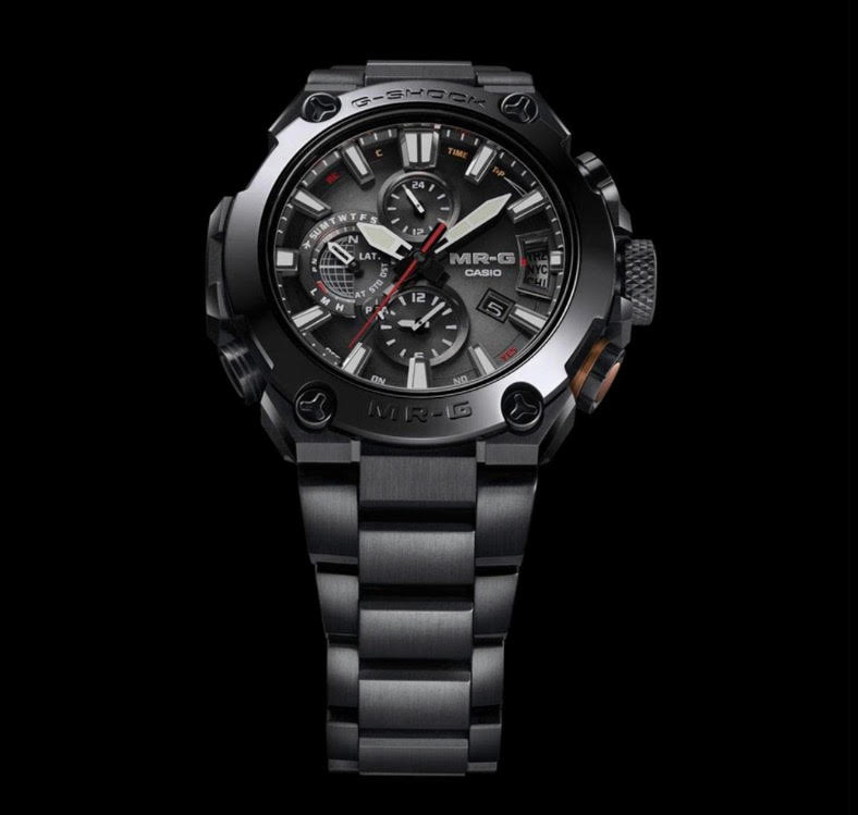 Casio G-SHOCK Drops an All-Black Cobarion MR-G