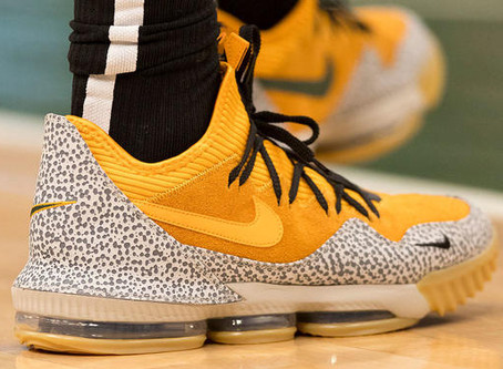 """PJ Tucker and the NBA """"Playoff Showcase Showoff!! - The Sauciest' Shoe Candy from the 2019 NBA Playo"""