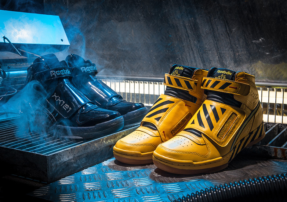 "Release Info On The Reebok Alien Stomper ""Final Battle"" Pack"
