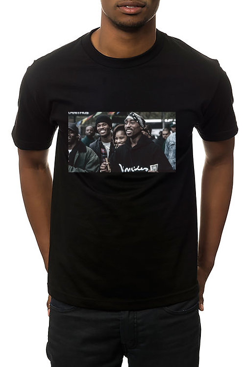 2pac Above The Rim Classic Hood Movie T Shirt, Streetwear Hypebeast T Shirt