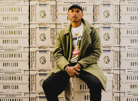 Billionaire Boys Club X Pharell Williams Special Edition Wealth Crate