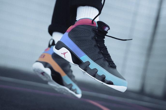 "Air Jordan 9 Dream It, Do it -""Lucky Charms""!!"