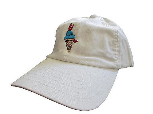 Guwop Ice Cream Cone Meme Wt. Twill Cotton Dad Hat
