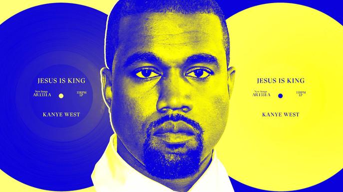 """""""Still Kanye!"""" - Kanye West """"Jesus is King"""" Album Release"""