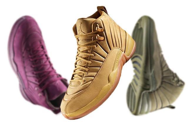 A Closer Look At The PSNY x Jordan 12 Pack
