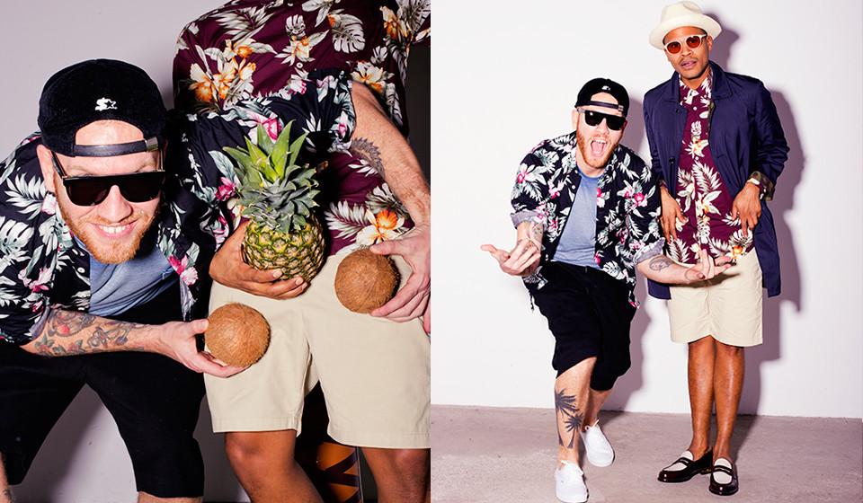 Summer Fashion Essentials hawaiian shirts