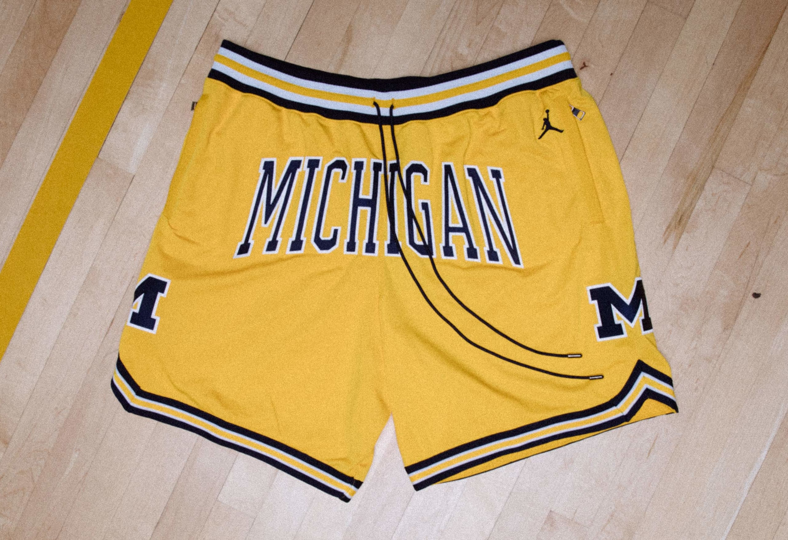 07203966c2a The Highly Anticipated Just Don x Jordan Brand Basketball Shorts ...