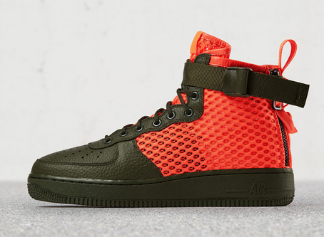 Who's Ready For The Release Of The Nike SF-AF1 Mid Flight Jacket