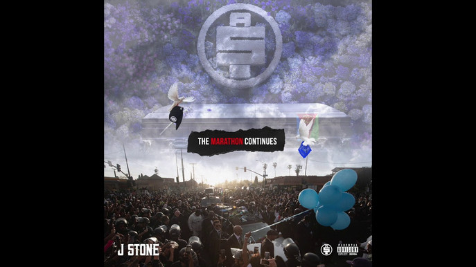 J Stone / The Marathon Continues. - A Special New Release