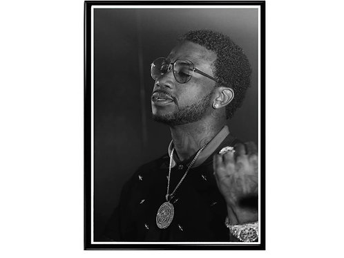 Gucci Mane Rap Music Hypebeast Poster Printable