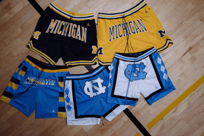 The Highly Anticipated Just Don x Jordan Brand Basketball Shorts Collection Finally Releases