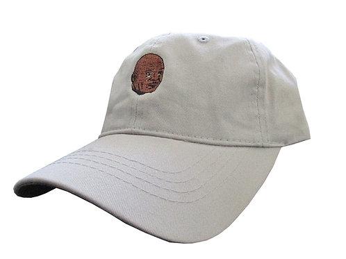 Crying Jordan Gray Meme Emoji Unstructured Twill Cotton Dad Hat